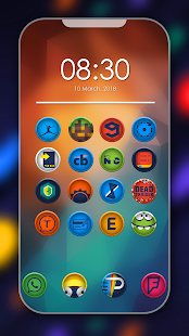 Fover - Icon Pack Screenshot