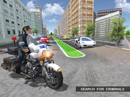 玩免費動作APP|下載Police Bike - Criminal Arrest app不用錢|硬是要APP
