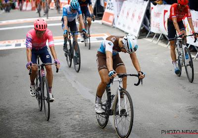 Podiumrenner uit Waalse en Brabantse Pijl zal door knieblessure niet zoals vorig jaar Ster van Bessèges winnen