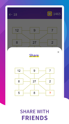 Math Genius - Math Riddles & IQ Puzzle Brain Game screenshot 8