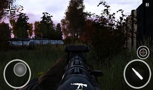 BATTLE OF SURVIVAL :Battlegrounds Strike Sniper 1.0 screenshots 4
