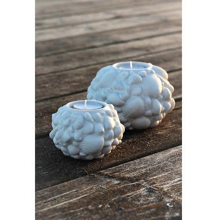 Majas Seashell Candelholder Liten