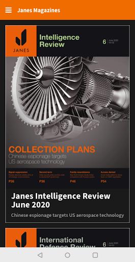 Janes Magazines screenshots 2