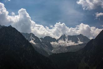 Photo: Cima Presanella 3558 m najwyższy szczyt grupy Adamello.