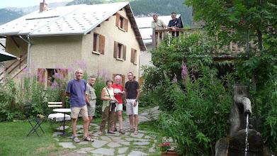 Photo: gîte de Névache  http://lecreuxdessouches.com/accueil.php?page=accueil-ete