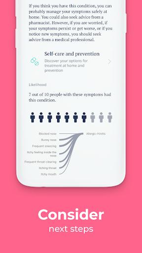 Ada – your health companion screenshot 4