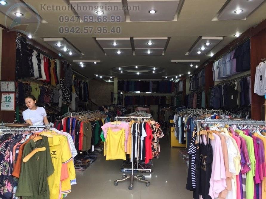 thiết kế shop thời trang nam nữ chuyên nghiệp