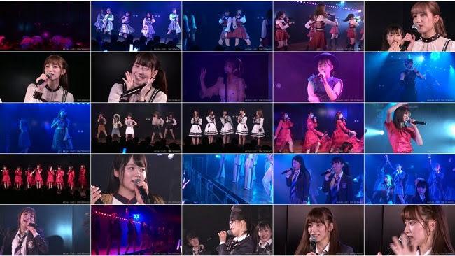 190521 (720p) AKB48 岡部チームA「目撃者」公演 後藤萌咲 生誕祭
