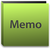 Memo - Notepad is easy to use