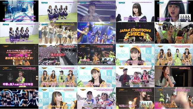 190901 (720p+1080i) Japan Countdown – Nogizaka46 AKB48G Part