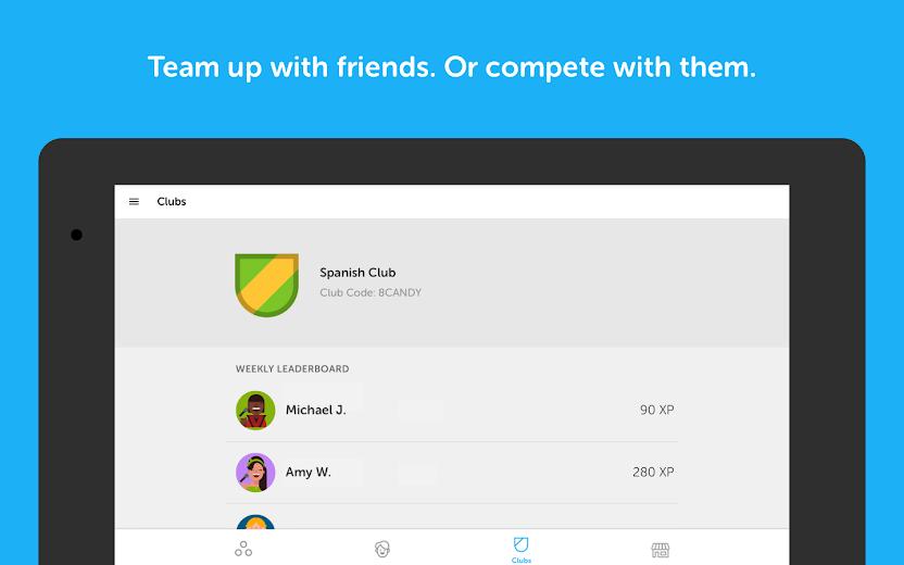 Screenshot 14 for Duolingo's Android app'