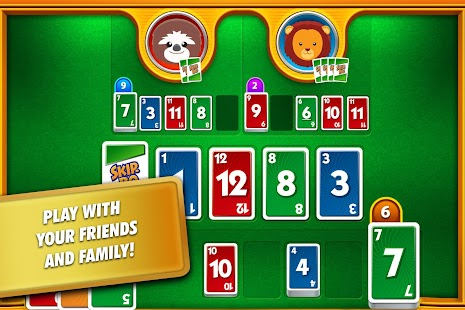 Skip-Bo™ Free- screenshot thumbnail