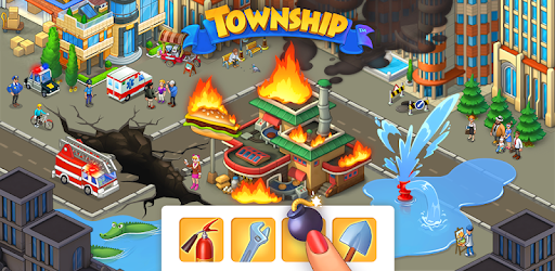 Township - by Playrix - Casual Games Category - 6 Review
