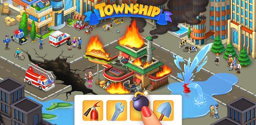 Township - Ville et ferme