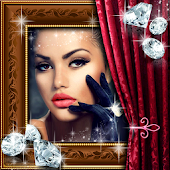 Luxury Photo Frames 💎 Stylish Photo Editor