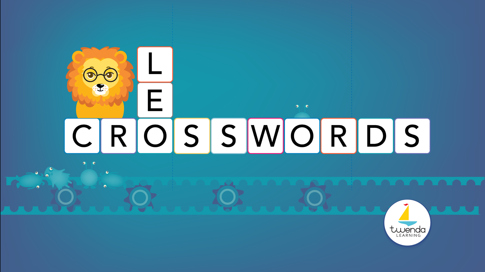 Leo Spanish Crosswords: a Learning Game for Kids- screenshot