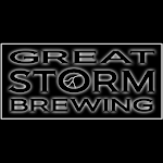 Logo of Great Storm Bear Zwartbier