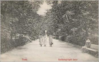 Photo: Parcul Tineretului - (Széchenyi-liget), înaintea anului 1918. - sursa Suciu Petru  https://www.facebook.com/photo.php?fbid=512761738797125&set=a.512761258797173.1073741934.100001899101978&type=3&theater