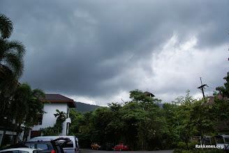 Photo: oh oh rain