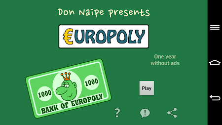 Europoly 1.0.4 screenshot 341059