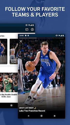 NBA: Live Games & Scores 10.0313 screenshots 3