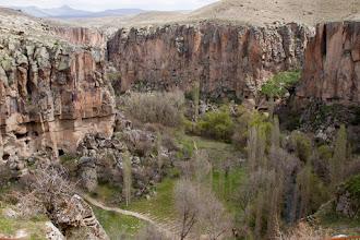 Photo: Ihlara Valley, Cappadocia, Turkey