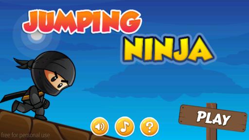 Ninja Jumping Game For Free