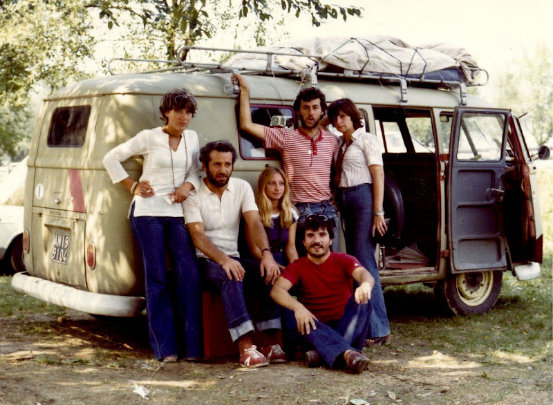 Furgoncino Hippie Kombi di leorol
