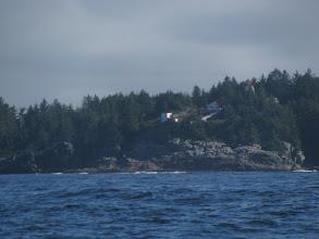 Photo: Cape Beale lighthouse