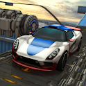 Ultimate 3D Ramp Car Racing Game icon