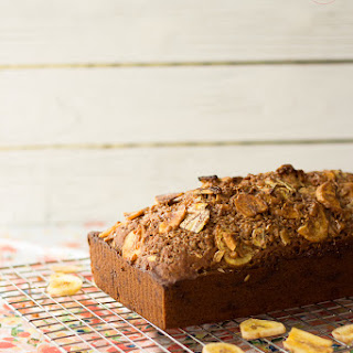 Coffee Toffee Banana Bread.