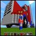 Truck of Mine Block Craft icon