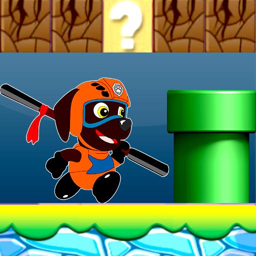 Paw Puppy World - Orange Patrol