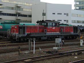 Photo: DD51-890 JR四日市駅構内