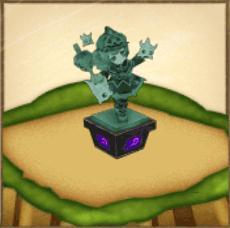 ミゼリコルデの像