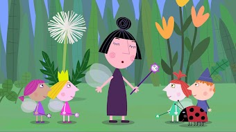 Nanny Plum's Lesson  / Mrs Witch