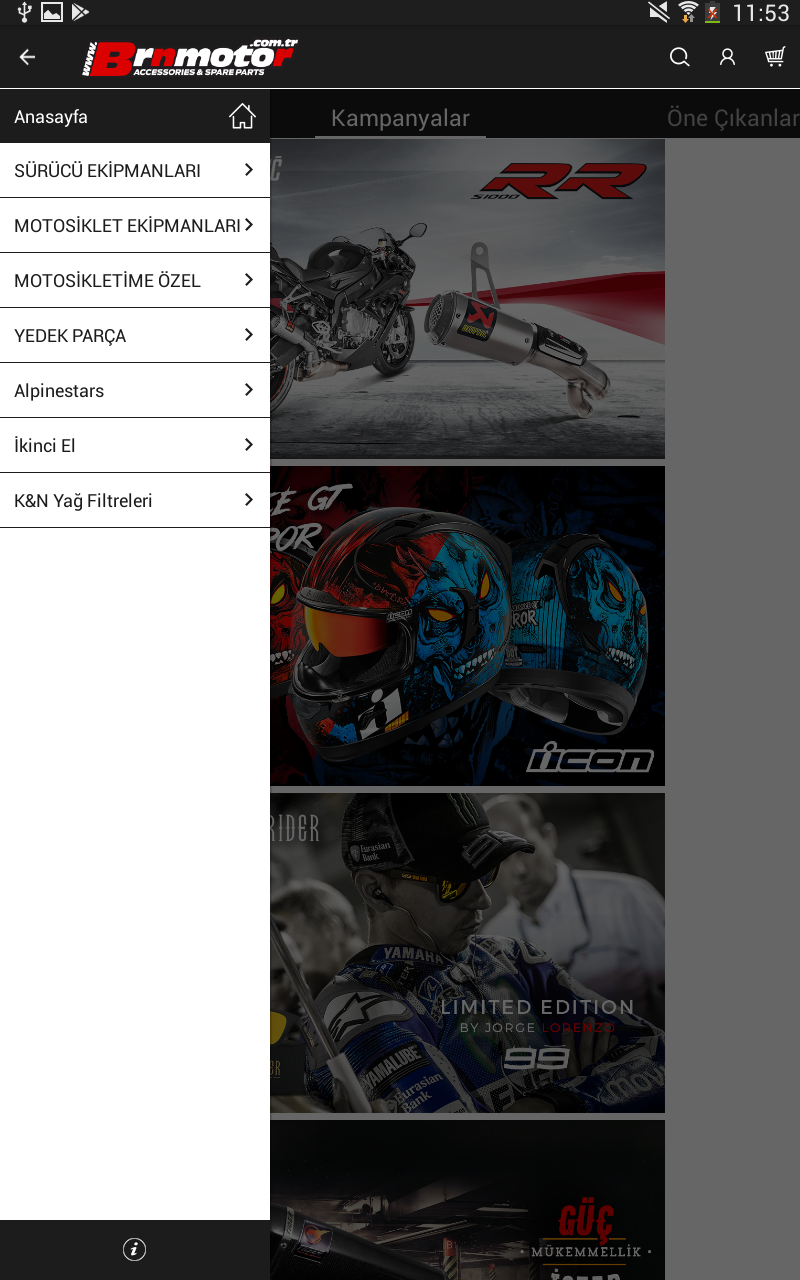 Скриншот Brn Motor