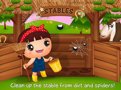 Sweet Little Emma  Lovely Pony|玩教育App免費|玩APPs