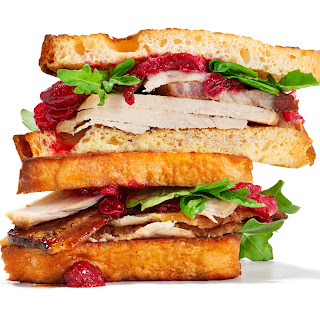 French Toast Turkey Sandwich