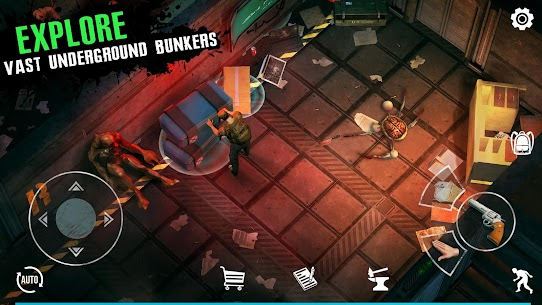 Live or Die: Zombie Survival Pro MOD Apk 0.1.431 (Cracked) 6