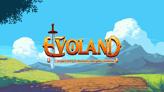 Evoland Capture d'écran