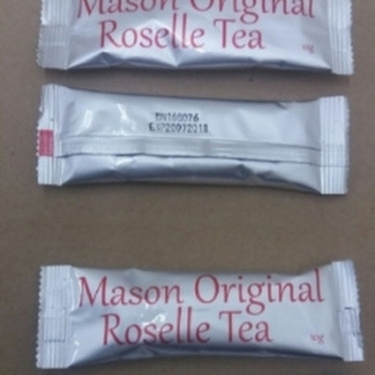Mason Original Roselle Tea ( 10g x 10 sachets )