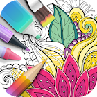 Garden Coloring Book icon