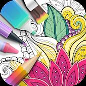 Tải Garden Coloring Book APK