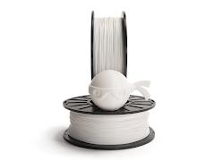 NinjaTek Chinchilla Snow White TPE Filament - 2.85mm (0.5kg)