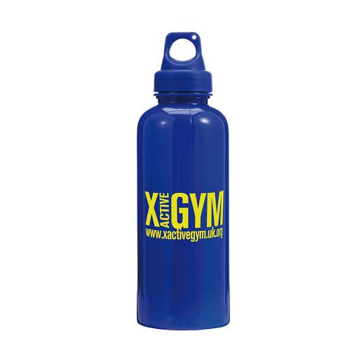 Sports Water Bottles - Blue