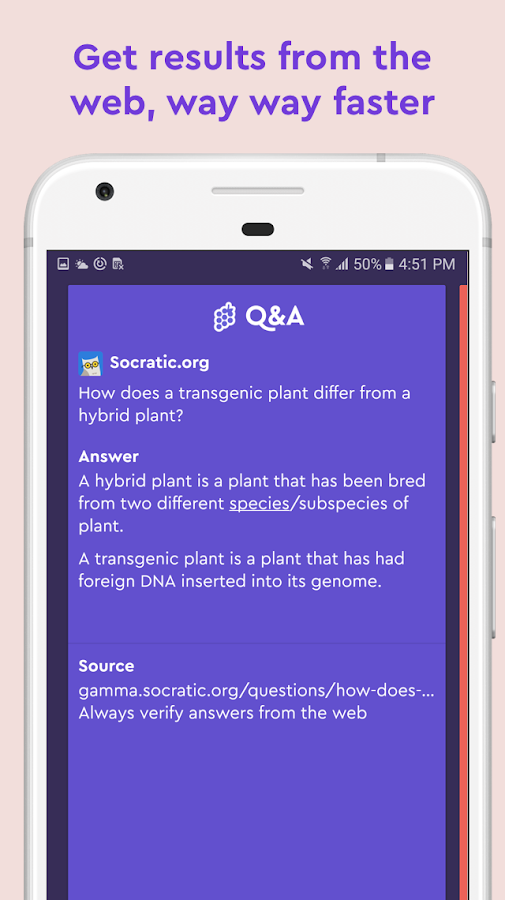 Socratic - Homework answers- screenshot