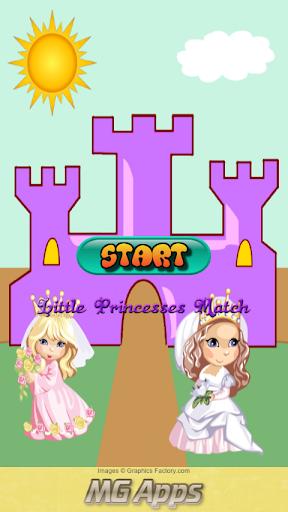 Little Princesses Match