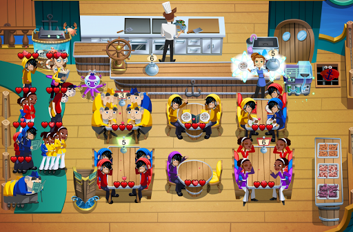 Diner Dash screenshot 7