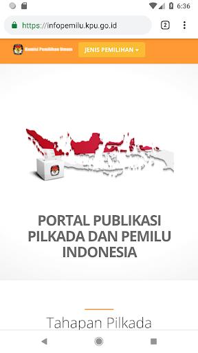 KPU RI PEMILU 2019 2.0.1 Screenshots 7